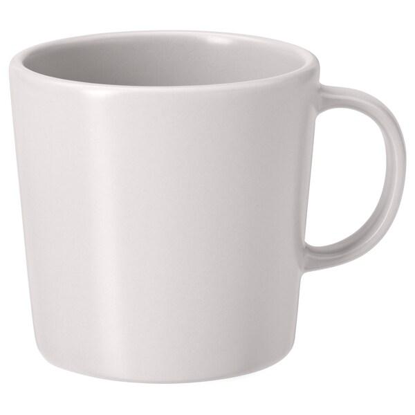 DINERA Mug, beige, 10 oz