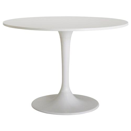 """DOCKSTA table white/white 29 1/2 """" 40 1/2 """""""
