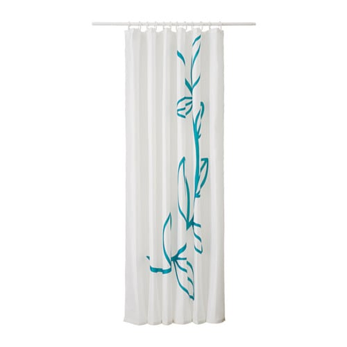 DRAMSELVA Shower Curtain IKEA