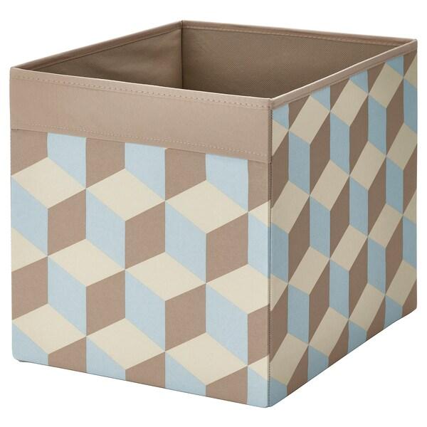 """DRÖNA Box, multicolor, 13x15x13 """""""