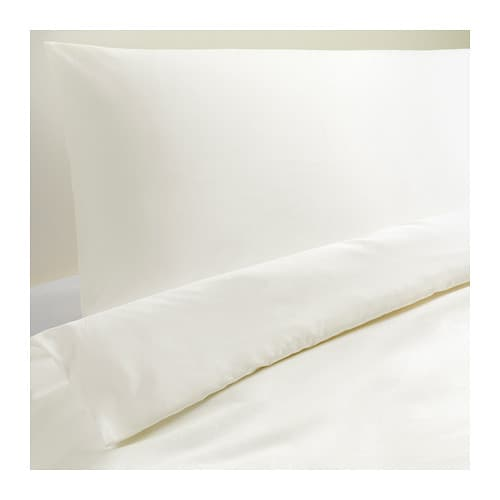 Dvala duvet cover and pillowcase s full queen double for Ikea bed covers sets queen