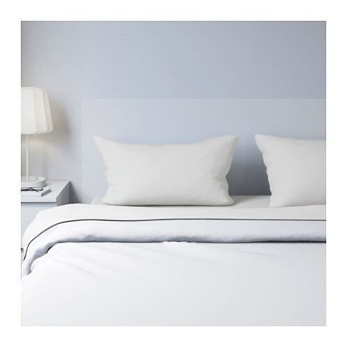 DVALA Sheet set   Cotton feels soft and nice against your skin.