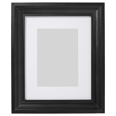 """EDSBRUK Frame, black stained, 8x10 """""""