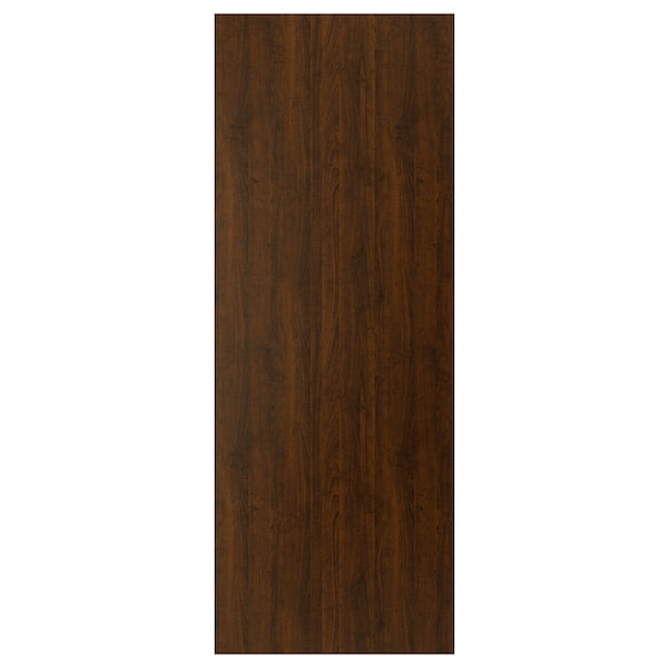 """EDSERUM Cover panel, wood effect brown, 36x96 """""""
