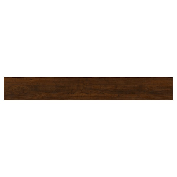 "EDSERUM Drawer front, wood effect brown, 36x5 """