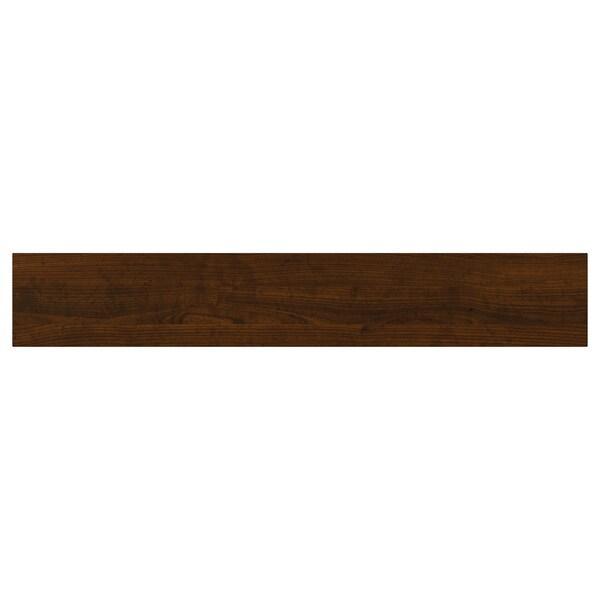 "EDSERUM Drawer front, wood effect brown, 30x5 """