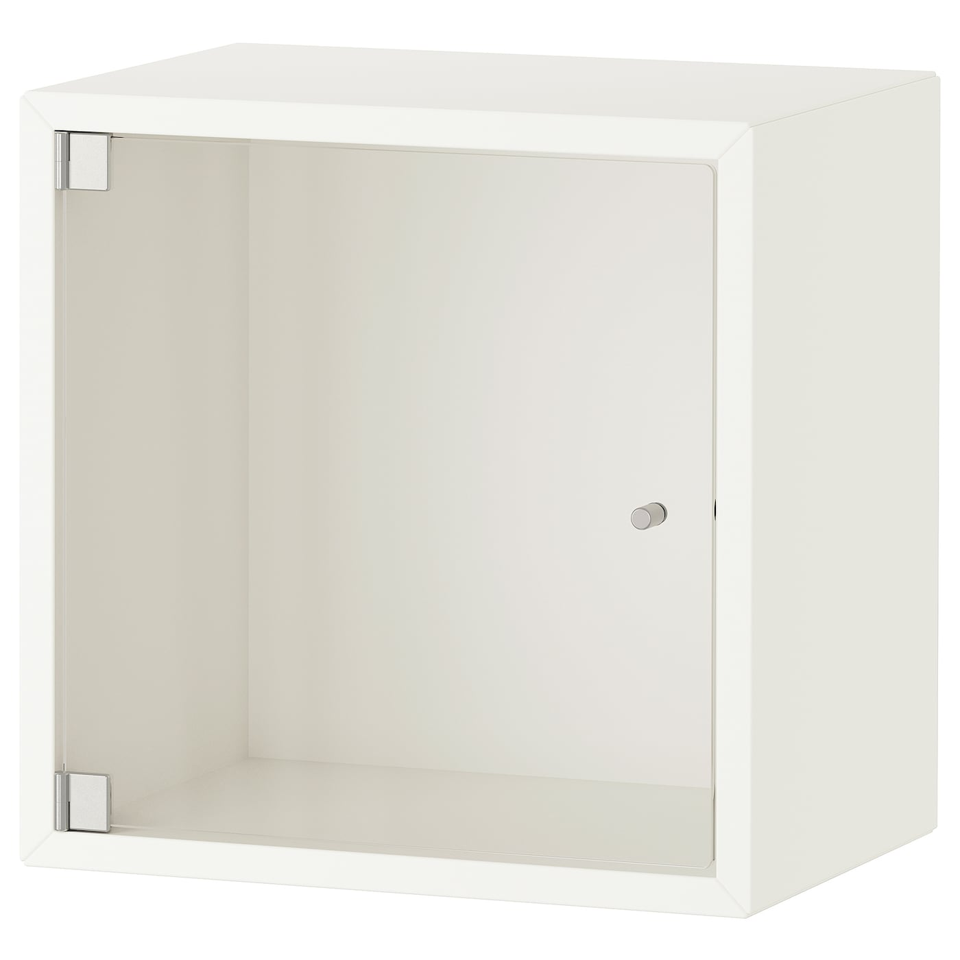 Eket Wall Cabinet With Glass Door White Ikea Canada Ikea