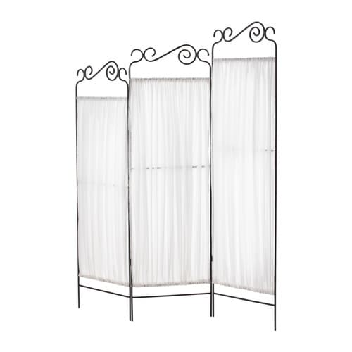 EKNE Room divider   Practical as a room divider or screen.  Easy to fold and store away.