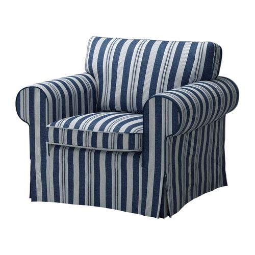 EKTORP Armchair cover   A range of coordinated covers makes it easy for you to give your furniture a new look.