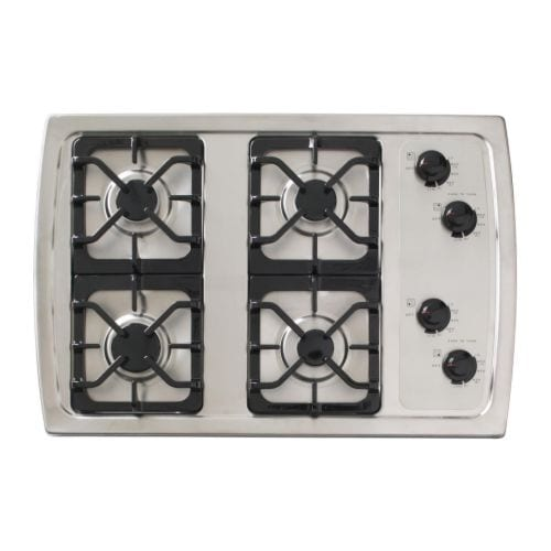 ELDIG Gas cooktop   5-year Limited Warranty.   Read about the terms in the Limited Warranty brochure.