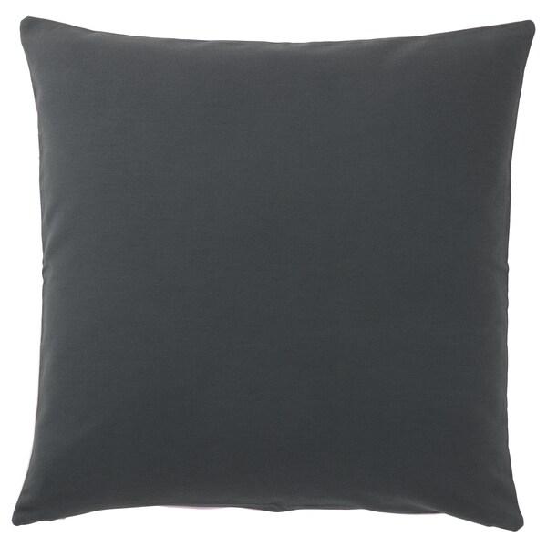 """ELDTÖREL Cushion cover, pink/multicolor, 20x20 """""""