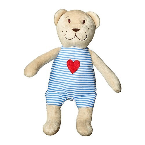 FABLER BJÖRN Soft toy   All soft toys are good at hugging, comforting and listening and are fond of play and mischief.