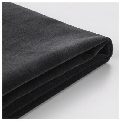 FÄRLÖV Cover for loveseat, Djuparp dark gray