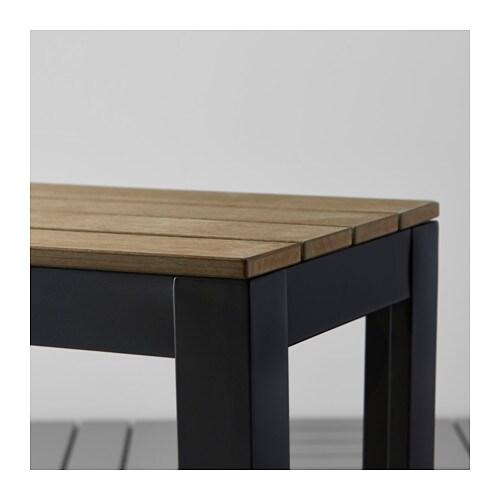falster bench outdoor ikea. Black Bedroom Furniture Sets. Home Design Ideas