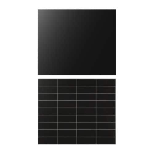 Black Wall Paneling : Kitchens kitchen supplies ikea