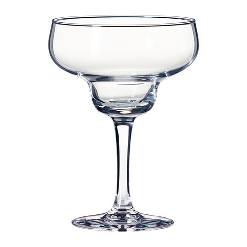 FESTLIGHET Margarita glass
