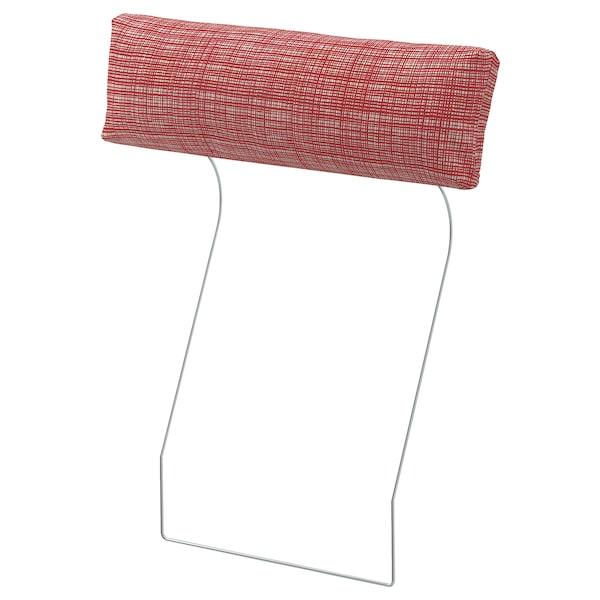 FINNALA Headrest, Dalstorp multicolor