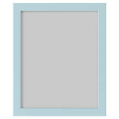 """FISKBO Frame, light blue, 8x10 """""""
