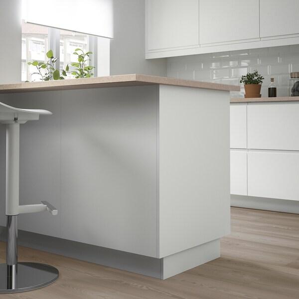 """FÖRBÄTTRA Cover panel, matt white, 25x80 """""""