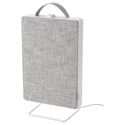 FÖRNUFTIG Air purifier, white, 12x18 ""