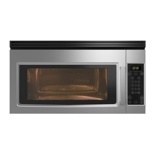 FRAMTID Microwave oven with extractor fan   5-year Limited Warranty.   Read about the terms in the Limited Warranty brochure.
