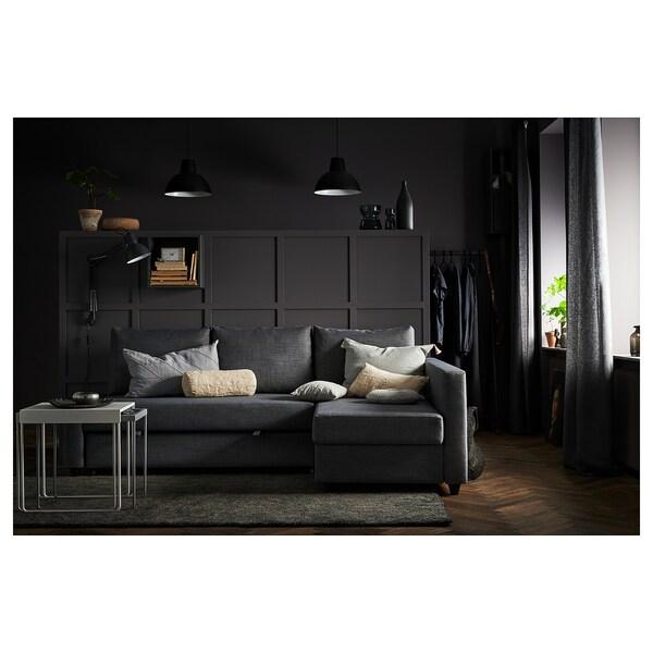 Amazing Friheten Corner Sofa Bed With Storage Skiftebo Dark Gray Uwap Interior Chair Design Uwaporg