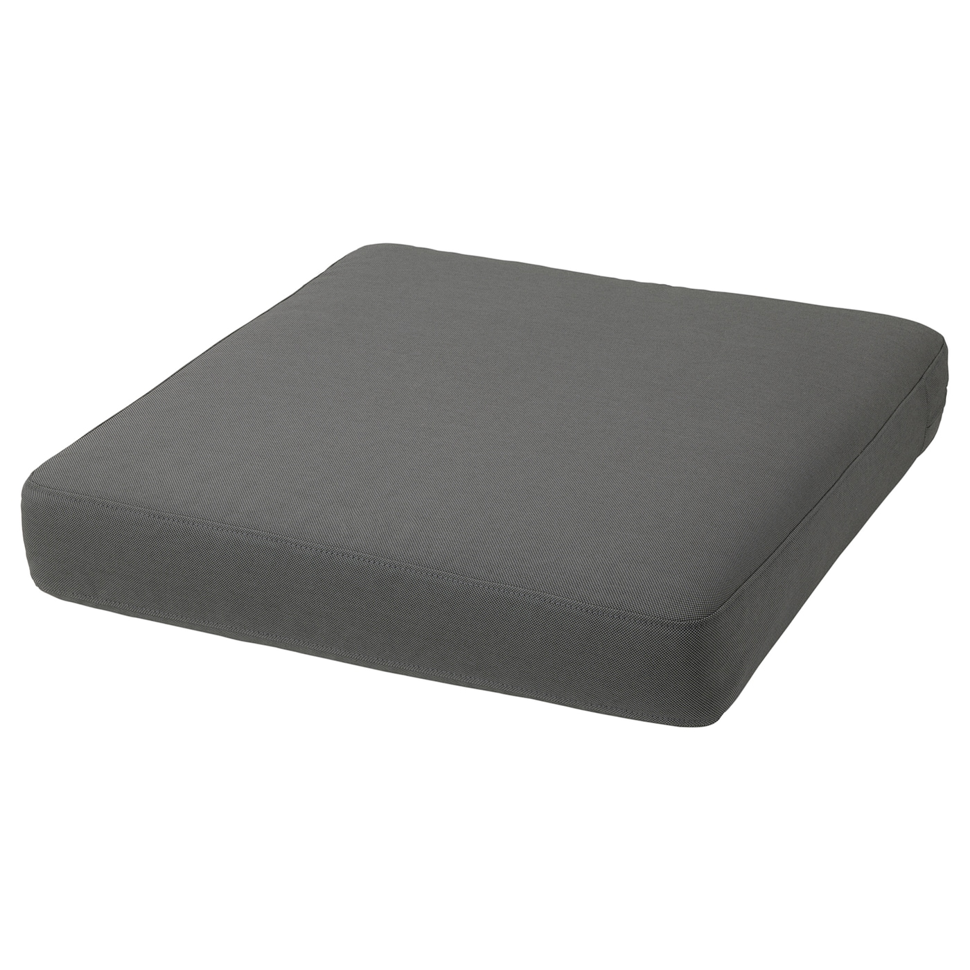 Duvholmen Seat Pad Outdoor Dark Gray
