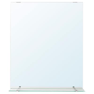 "FULLEN Mirror with shelf, 19 5/8x23 5/8 """