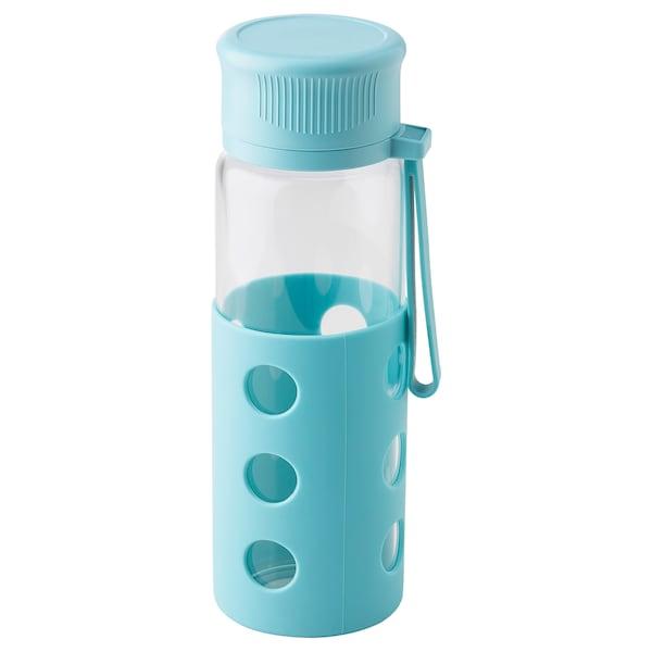 FULLPROPPAD Water bottle, turquoise, 20 oz