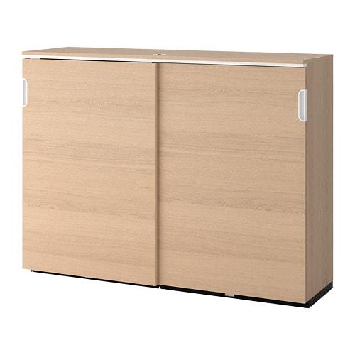 Kitchen Cabinets Sliding Doors: GALANT Cabinet With Sliding Doors