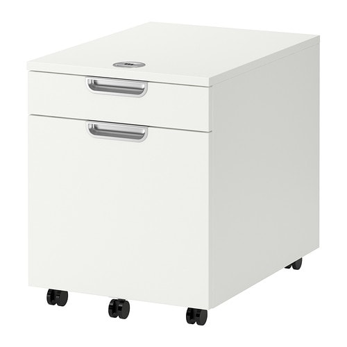 galant drawer unit drop file storage white ikea. Black Bedroom Furniture Sets. Home Design Ideas