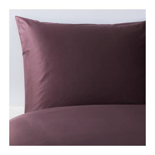 GÄSPA Duvet cover and pillowcase(s)