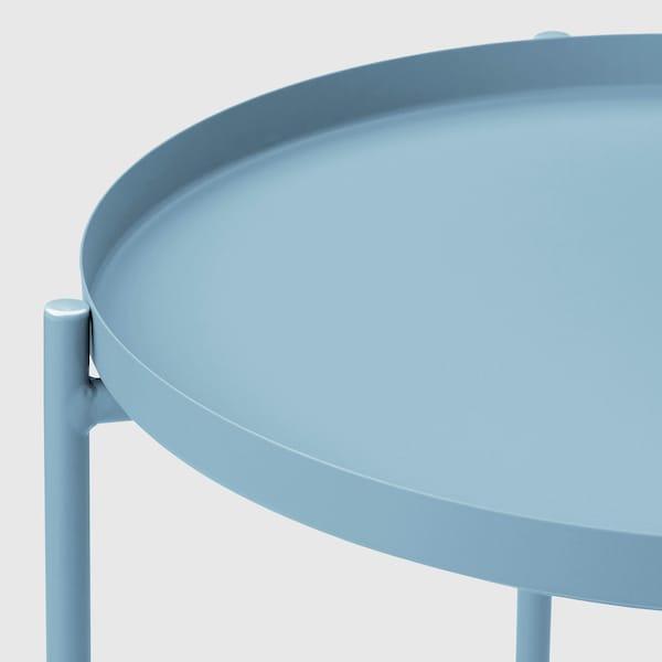 """GLADOM tray table blue 20 5/8 """" 17 1/2 """""""