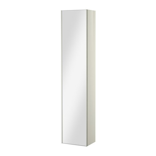 GODMORGON High cabinet with mirror door   10-year Limited Warranty.   Read about the terms in the Limited Warranty brochure.