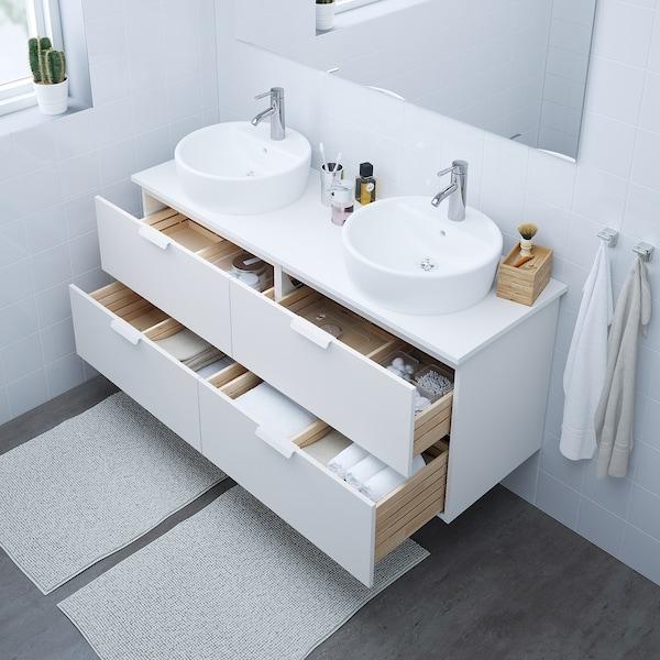 Morgon Bathroom Vanity White