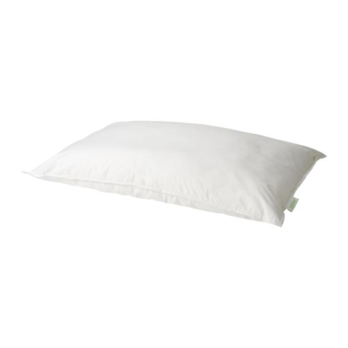 GOSA SYREN Pillow, stomach sleeper   A low profile synthetic pillow for those who prefer sleeping on your stomach.