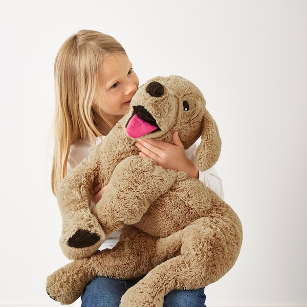"GOSIG GOLDEN Soft toy, dog/golden retriever, 27 ½ """