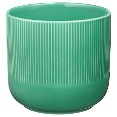 """GRADVIS plant pot green 6 """" 6 ¼ """" 6 """" 6 """""""