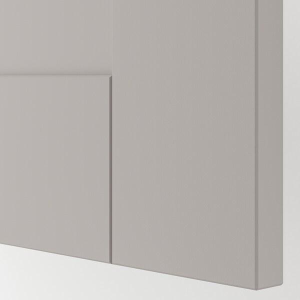 "GRIMSLÖV Door, gray, 15x30 """