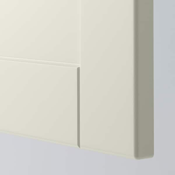 GRIMSLÖV Drawer front, off-white, 24x10 ""