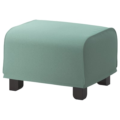 GRÖNLID Footstool, Ljungen light green