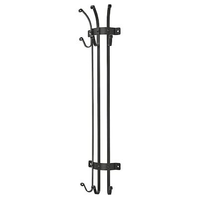 GULDHÖNA Vertical clothes hanger, black