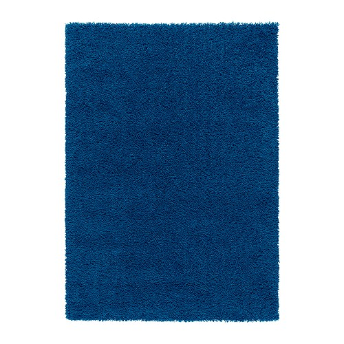 HAMPEN Rug, high pile   The polypropylene fibers have been heat treated to give the rug a firm and resilient pile.