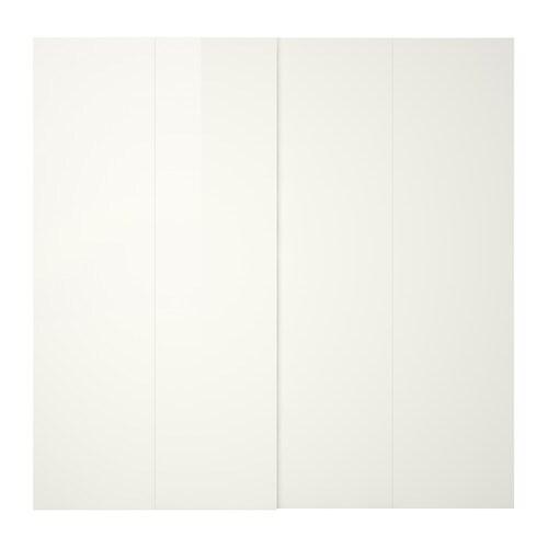 HASVIK Pair Of Sliding Doors 200x236 Cm IKEA