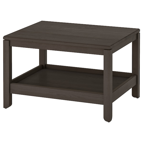 "HAVSTA coffee table dark brown 29 1/2 "" 23 5/8 "" 18 7/8 """