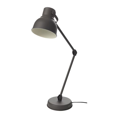Hektar work lamp ikea for Lampe de chevet rechargeable