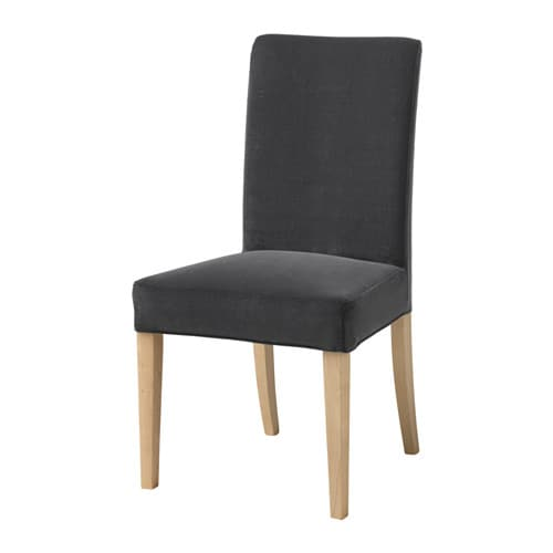 HENRIKSDAL Chair Djuparp dark gray IKEA : henriksdal chair gray0485131PE621418S4 from www.ikea.com size 500 x 500 jpeg 16kB