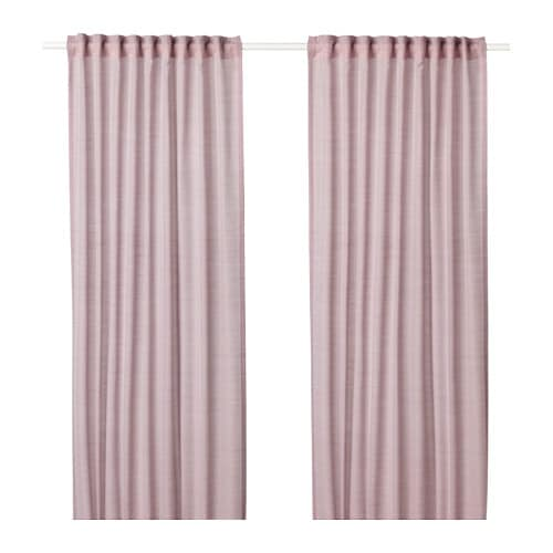 Hilja Curtains 1 Pair Ikea