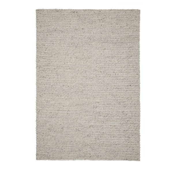 """HJORTSVANG Rug, handmade/off-white, 5 ' 3 """"x7 ' 7 """""""