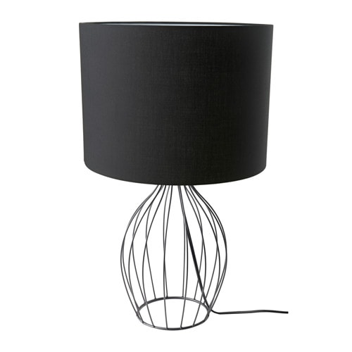 Holmliden table lamp ikea - Lampes de table ikea ...